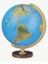 Replogle Globes Livingston � Illuminated Globe