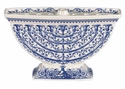 Spode Judaica Collection Menorah