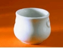 Pillivuyt Porcelain Custard/Condiment Kettle (3 oz.)