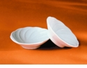 Pillivuyt Porcelain Twisted Shell Dishes