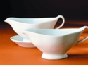 Pillivuyt Porcelain Sauceboat with Handle
