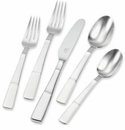 JA Henckels Flatware Lustre 5 Piece Place Setting