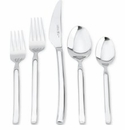JA Henckels Flatware Opus 45 Piece Set