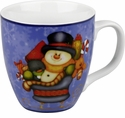 Konitz Christmas Mug - Little Santa Frosty