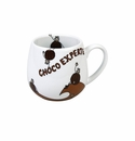 Konitz Hot Chocolate Snuggle Mug - Choco Expert