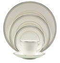 Nikko China South Sea Ocean Beaded Pearl 5 Piece Dinnerware Place Setting