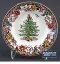 Spode Christmas Tree Grove Bread & Butter Plate