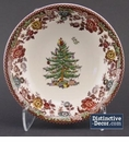 Spode Christmas Tree Grove Cereal Bowl
