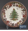 Spode Christmas Tree Grove Salad / Dessert Plate