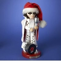 Steinbach Nutcracker Musical Elvis in White Suit Nutcracker (Plays Wooden Heart)