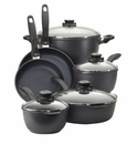 Swiss Diamond 10 Piece Nonstick Gourmet Cookware Set