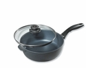 Swiss Diamond Covered 4.3 qt. Saut�