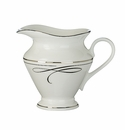 Waterford Ballet Ribbon Creamer, 8 oz.