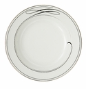 Waterford Ballet Ribbon Rim Soup Plate, 9""