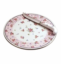 Andrea by Sadek PETIT ROSE Round Cheese Board & Server