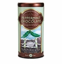 Republic of Tea Peppermint Chocolate Tea Bags 36 Ct. Tin