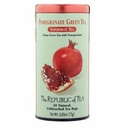 Republic of Tea Pomegranate Green Tea - Superfruit Tea