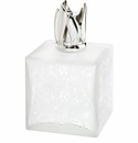 Lampe Berger Beaux Art Cube White Fragrance Lamp