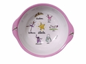 Baby Cie Ballerina Melamine Child's Bowl