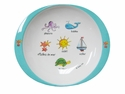 Baby Cie Ocean Melamine Child's Small Plate
