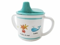 Baby Cie Ocean Melamine Child's Sippy Cup