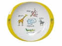 Baby Cie Jungle Melamine Child's Small Plate