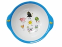 Baby Cie Farm Animal Melamine Child's Bowl