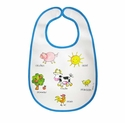 Baby Cie Farm Animals Child's Bib