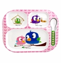Baby Cie Birds Child's Tray, Spoon & Cover Set