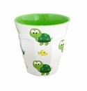 Baby Cie Turtle Country Juice Cup Two-Tone