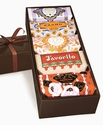 Claus Porto 5 Assorted Soaps Chocolate Gift Box Set