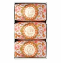 Claus Porto Deco Morning Glory Box of 3 Hand Soap Bars