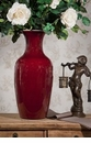 Dessau Home Oxblood Vase