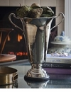 Dessau Home Nickel Trophy Vase - Large