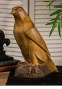 Dessau Home Wood Finish Eagle