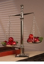 Dessau Home Nickel Balance Scale