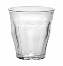 Duralex Picardie Clear Glass Tumbler 4.5 Oz