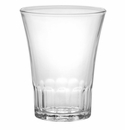 "Duralex Glassware Kid's Set - 7.5 oz Amalfi Tumbler, 5.75"" Plate, 4.125"" Bowl"