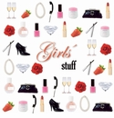 Ideal Home Range 20 ct Cocktail Napkins - Girls Stuff