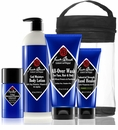 Jack Black Men's Clean & Cool Body Care Basics Set