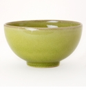 "Jars Ceramics Tourron Avocado Cereal Bowl 6.1""X3.5"""