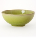 "Jars Ceramics Tourron Avocado Fruit Bowl 5.5""X2.4"""
