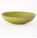 "Jars Ceramics Tourron Avocado Pasta Bowl 9.5""X3.4"""