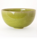 "Jars Ceramics Tourron Avocado Serving Bowl L 10.6"" X 5.9"""