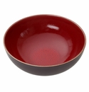 "Jars Ceramics Tourron Cherry Pasta Bowl 9.5""X3.4"""