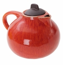 Jars Ceramics Tourron Cherry Teapot 47.3 oz
