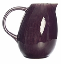 Jars Ceramics Tourron Eggplant & White Pitcher 33.8 oz