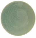Jars Ceramics Tourron Jade Presentation Plate 12.5""
