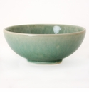"Jars Ceramics Tourron Jade Fruit Bowl 5.5""X2.4"""