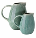 Jars Ceramics Tourron Jade Pitcher 33.8 oz